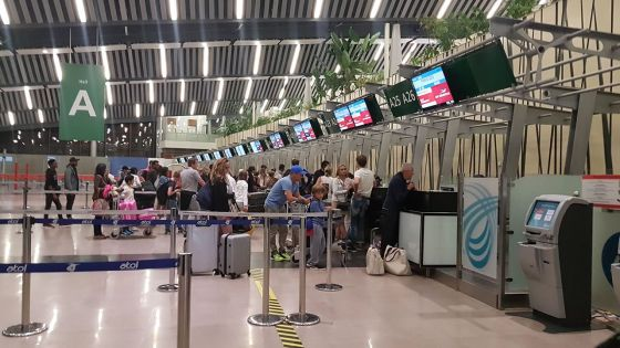 Aéroport : un kilo de cannabis saisi dans les bagages d'une passagère malgache