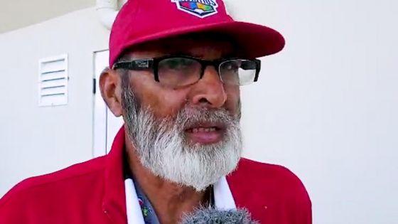 JIOI- Football – Seychelles v Madagascar : Akbar Patel explique sa présence au stade