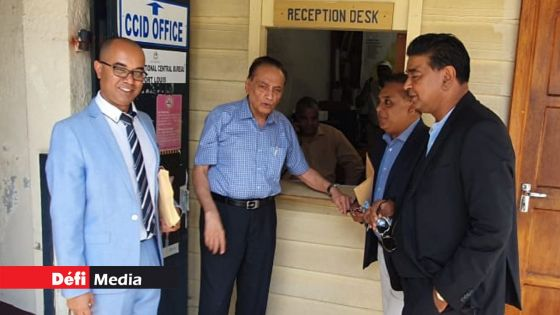 Allégations contre Sherry Singh : l'avocat Akil Bissessur arrêté