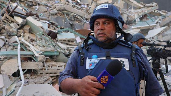 Al-Jazeera dénonce un «crime de guerre» après la frappe sur ses bureaux à Gaza