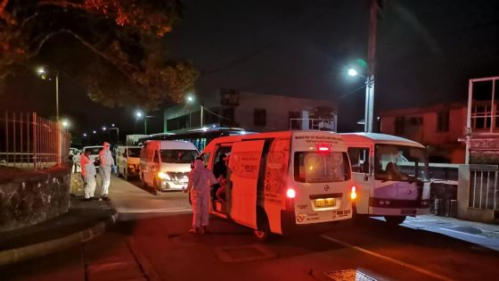 Forest-Side : plusieurs personnes transportées vers des centres de quarantaine