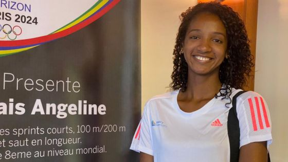 Horizon Paris 2024 : Anaïs Angeline bénéficie du parrainage de Quality Beverages Ltée