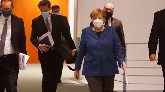 Nouvelles restrictions en Allemagne avec fermeture des cafés et restaurants