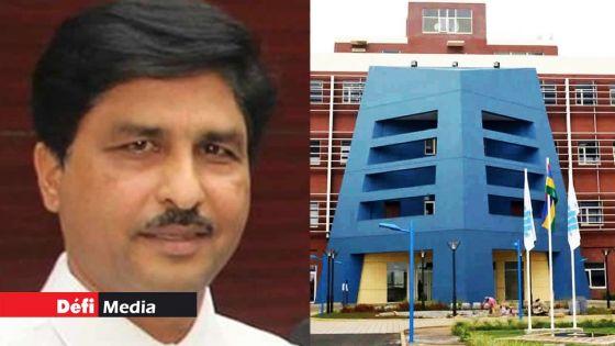 MBC : Anooj Ramsurrun nommé directeur-général adjoint