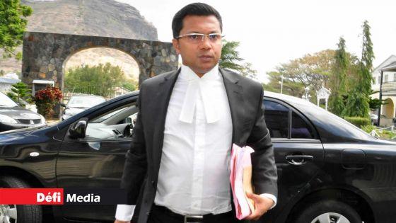 Breach of Icta : Me Anoop Goodary autorisé à partir après son interrogatoire