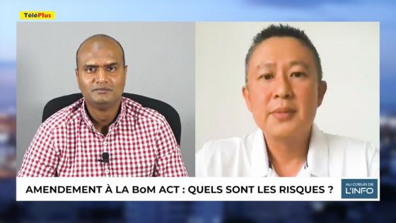 Amendements à la BoM Act : Anthony Leung Shing, Country Senior Partner à PwC Maurice, explique les risques et implications