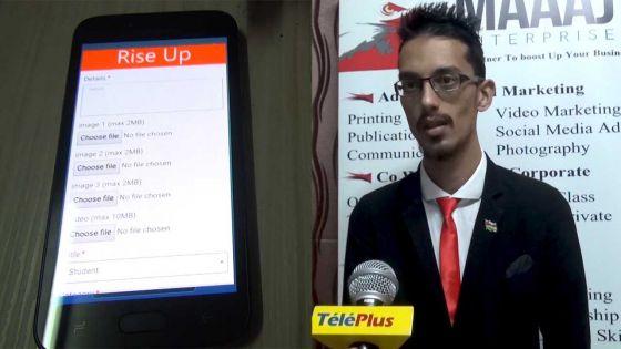 Rise Up : une application gratuite sur smartphone lancée pour lutter contre le harcèlement scolaire à Maurice