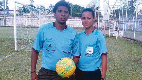 Coupe du Monde Féminine : la Mauricienne, Queency Victoire, en action ce vendredi