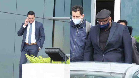 Achats d'équipements médicaux pendant le confinement : le directeur de la STC et Vinay Appanna arrêtés par l'Icac