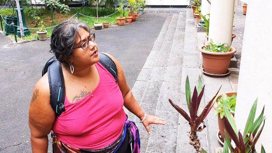 Aperçue dans l'ancienne Cour suprême, Aruna Gangoosingh refait parler d'elle