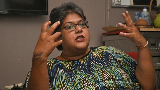 Aruna Gangoosingh verbalisée pour non-port du masque