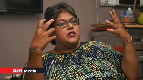 Aruna Gangoosingh refaitparler d'elle