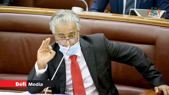 Réintégration d'Arvin Boolell au Parlement : une pétition signée par une dizaine d'anciens parlementaires