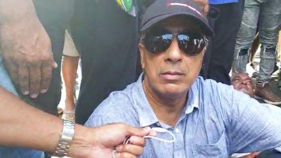 Marche de l'opposition : Boolell s'explique sur le sit-in devant l'Hôtel du gouvernement