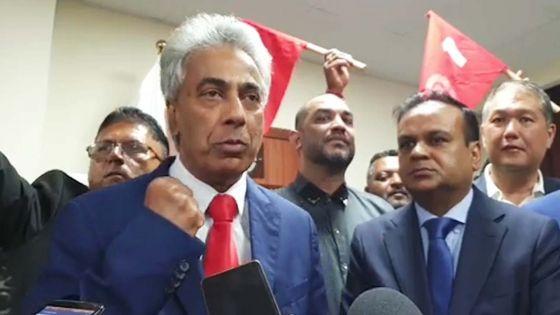 Conseil de district de Grand-Port - Un poulain du Parti travailliste élu président : « le Sud pe re retourn rouz », dit Arvin Boolell