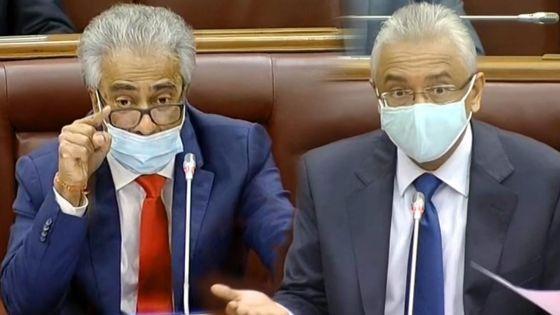 Parlement : nouvelle PNQ sur l'affaire St-Louis