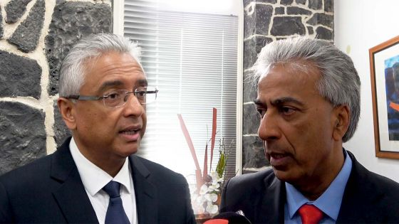 Pravind Jugnauth : «Nous avons pris la décision d'augmenter la pension de vieillesse et celle pour les veuves et les handicapés à Rs 9 000»