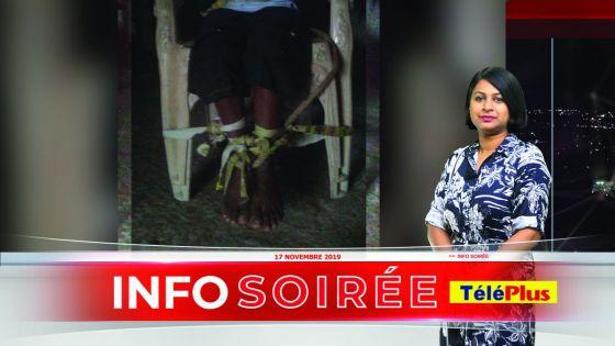 Info soirée : un enfant de 9 ans ligoté par sa voisine, le garçonnet aurait volé de l'argent