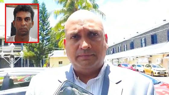 CCID : Fardeen Okeeb arrêté