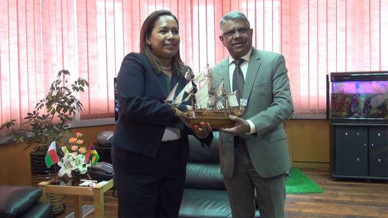 Industrie textile mauricienne à Madagascar : « une opportunité », selon Ashit Gungah