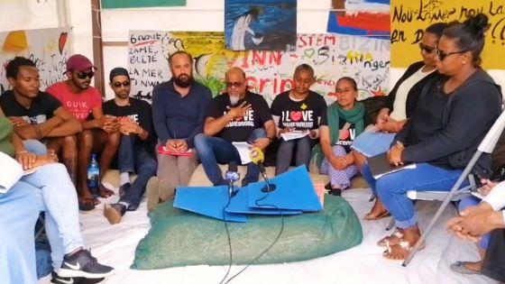 MV Wakashio : Lasanble Solider Mahébourg Sid Est lance un ultimatum au GM pour introduire un «survival scheme»