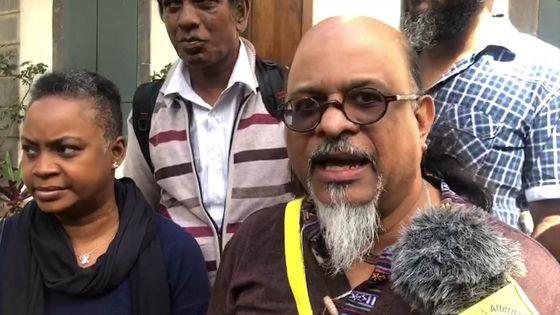 Plainte constitutionnelle de ReA : «Triste que l'Electoral Commission et l'ESC challenge le Chef Juge», dit Ashok Subron
