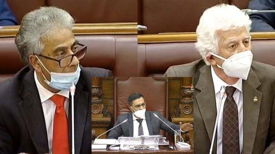 Motion de blâme contre le Speaker : retour sur une séance mouvementée…
