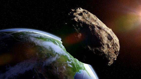 Suivez en direct le passage de l'astéroïde 52768 à partir de 14 heures