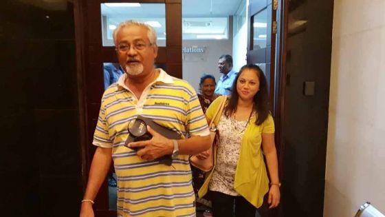 Port du «Tika» : le jugement de l'ERT pas respecté, selon Atma Shanto
