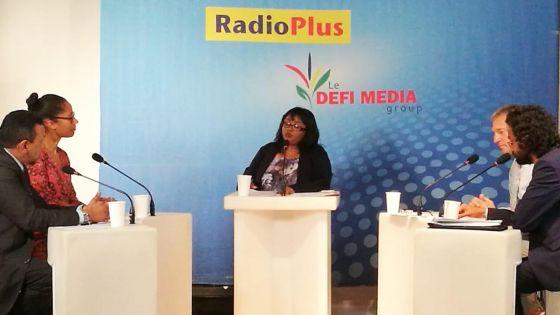 Céline Lemmel, lors du forum-débat de Radio Plus :«La Déclaration universelle des droits humains n'est pas négociable»