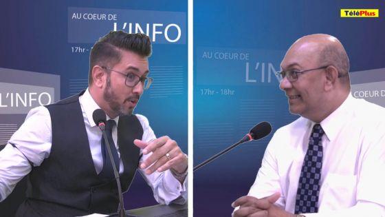Face-à-face Sinatambou/Mohamed : l'utilisation des réserves de la BoM pour éponger la dette publique enflamment les débats