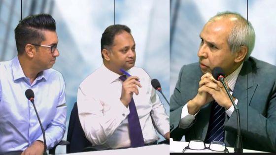 Législatives 2019 : zoom sur la circonscription no 3, revivez le débat entre Husnoo, Mohamed et Meeah