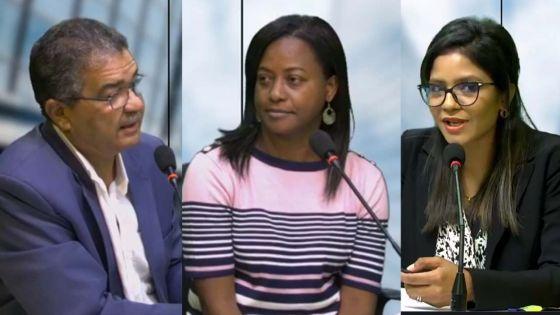 Législatives 2019 : zoom sur la circonscription no 4, revivez le débat entre Subashnee Mahadao, Aurore Perraud et Robert
