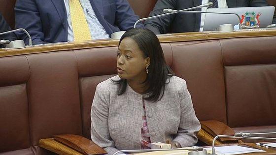 Aurore Perraud après son expulsion du Parlement : «Je ne pouvais accepter que Gayan dise autant de faussetés»