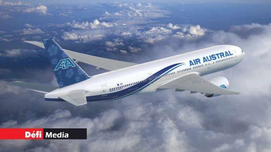 Air Austral prolonge la suspension de ses vols de et vers Maurice jusqu'au 13 septembre