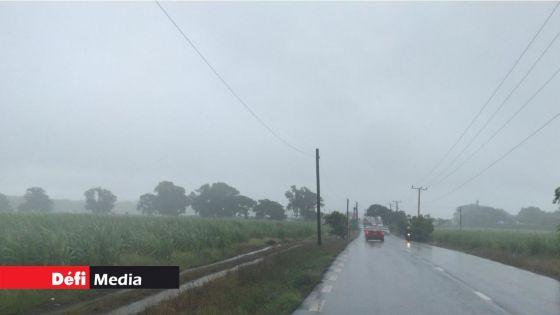Anticyclone : des périodes nuageuses accompagnées d'averses passagères attendues mercredi matin