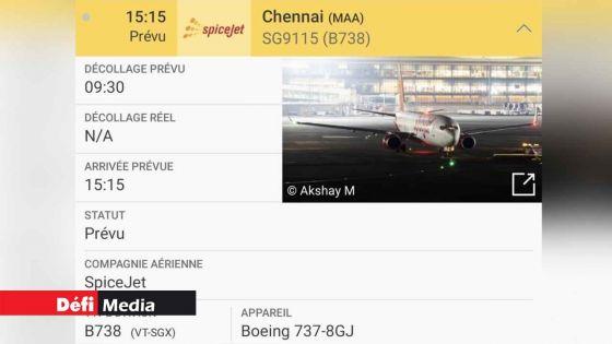 Soins en Inde : le transfert de Navin Ramgoolam à bord du Boeing 737-8GJ estimé à Rs 5,1 millions