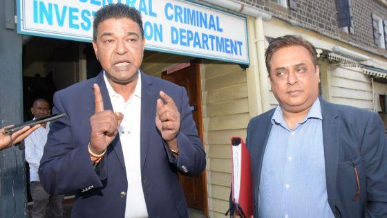 Complot allégué contre Sherry Singh : les avocats Goolamally et Hurhangee de retour au CCID ce mardi matin