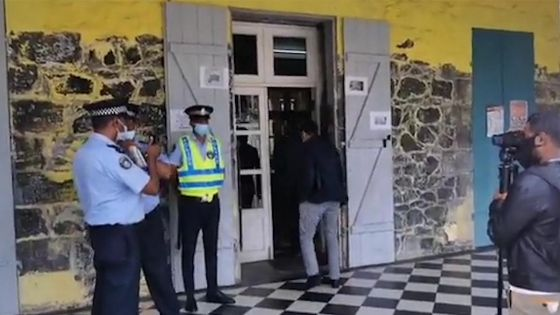 [BREAKING] : le DPP mets fin à la Private Prosecution de Bruneau Laurette contre les ministres Ramano et Maudhoo