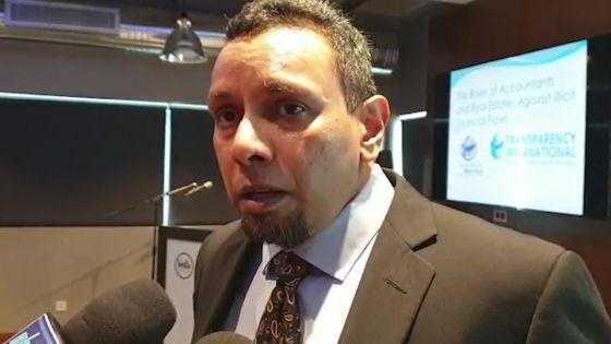 Publication des avoirs des élus: «C'est un bon pas vers la transparence», dit Rajen Bablee