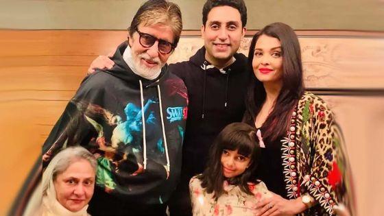 COVID-19 : Aishwarya Rai Bachchan et sa fille, Aaradhya, testées positives