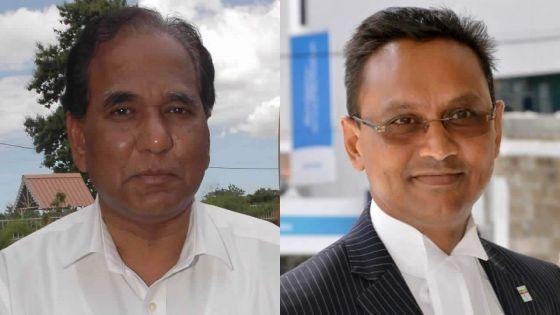 [Radio Plus] Le Clash : duel Anil Bachoo/Ravi Rutnah