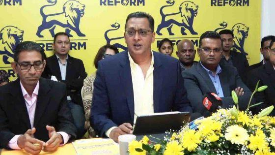 Roshi Bhadain: « Pas de free and fair elections avec le Political Financing Bill»