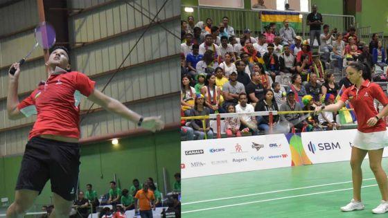 JIOI – Badminton : les Mauriciens face aux Maldiviens