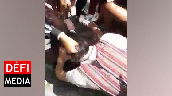 Règlement de comptes entre collégiennes : encore une vidéo montrant des étudiantes en venir aux mains