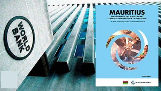 Mémorandum économique : de nouvelles réformes pourraient aider Maurice à rebondir, selon la Banque Mondiale