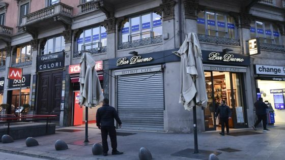 Coronavirus en Italie :  7 morts