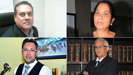 Bar Council : quatre candidats au poste de président