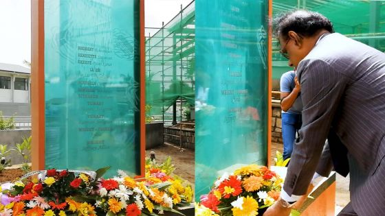 Barlen Vyapoory ne souhaite pas « répliquer » après avoir refusé dans un premier temps le départ de Vishnu Lutchmeenaraidoo