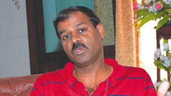 Barlen Munusami devientformateur pour la police